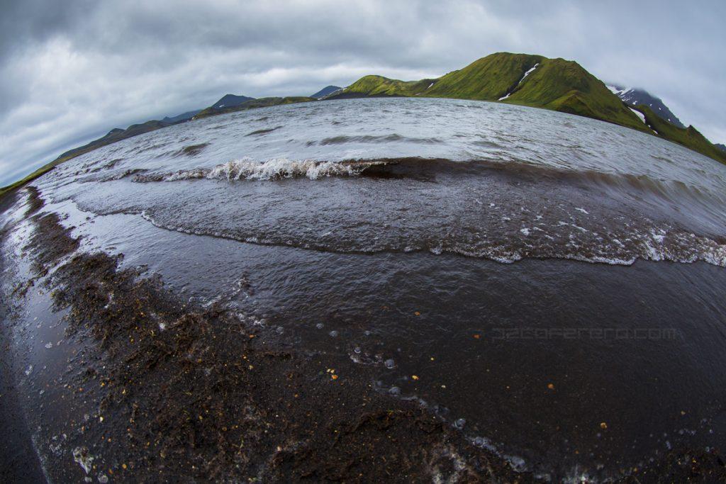 Montaña de landmannalaugar